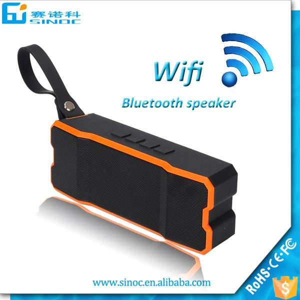 Wholesale OEM 10W 3.0 wifi speaker system with 4500mAh battery use Player/Wi-fi/Wireless LAN/DLNA/AirPlay