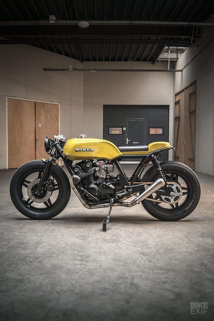Fahren und gewinnen: Ironwoods Honda CB750 ist zu gewinnen – Custom Bikes | Café Ra …   – Autos