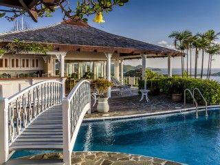 Cap Estate Villa Rental: Villa Albatross Nest With Stunning Panoramic Sea View   HomeAway
