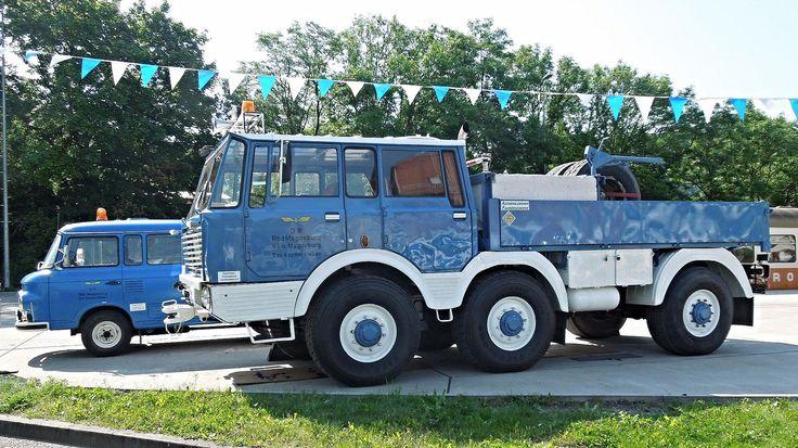 Tatra T813 6x6 TP /Germany/
