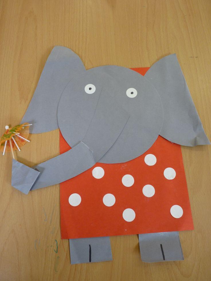De allerleukste zomer van olifant - schatkist Ook te gebruiken bij het thema circus.