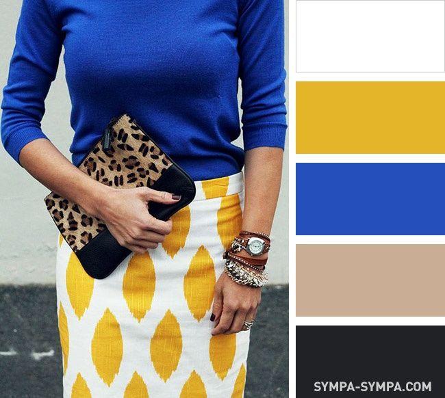 10 combinaisons classiques de couleurs pour crer un look parfait