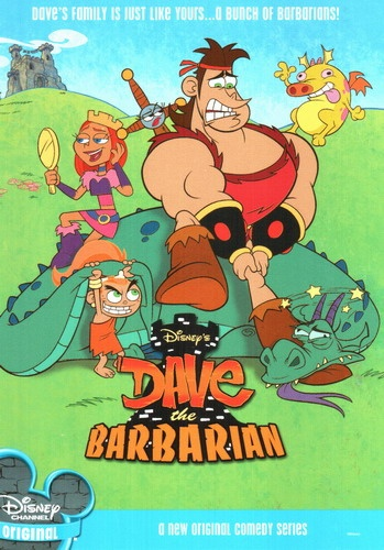 Dave the Barbarian! This was pretty funny from what I can muster out of my memories!