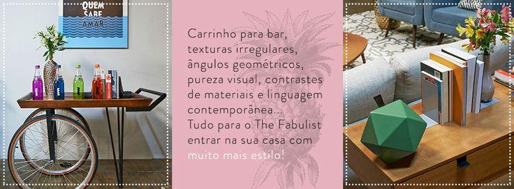 The Fabulist Brasil | Casa & Decoração no Westwing