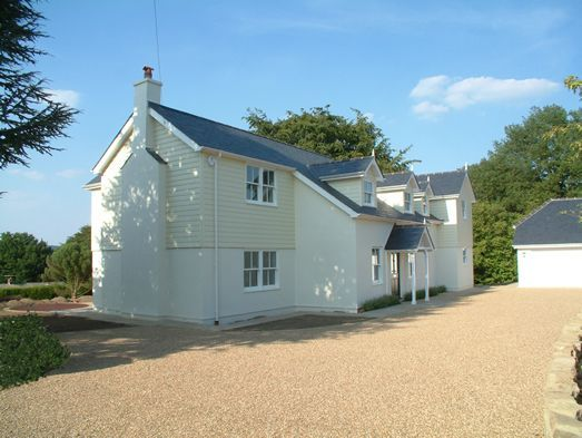 Image result for render and cladding cottage