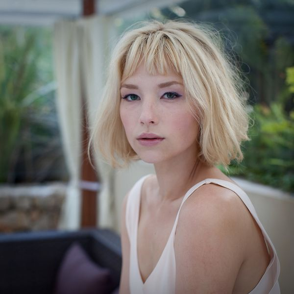 Haley Bennett Hair Random Pinterest ヘアースタイル