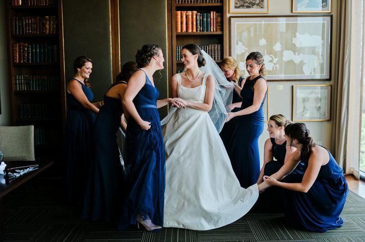 Photography: HK Photography  #海外ウェディング #アメリカ #結婚式 #ウェディング #ブライズメイド