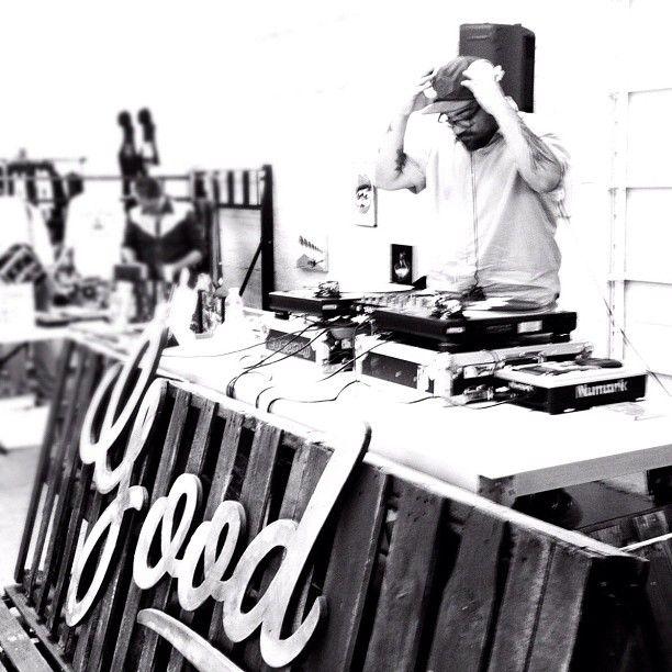 GOOD DJ Booth