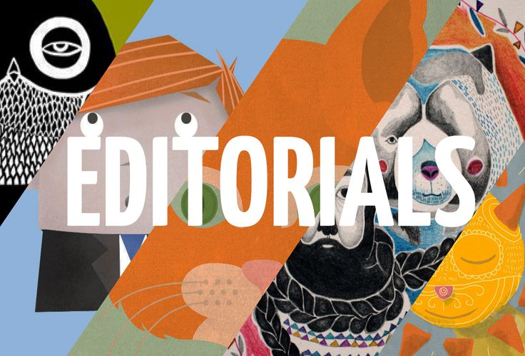 Cover features OWL illustration artists