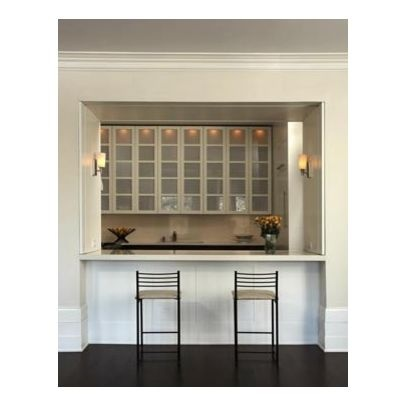 Home Wet Bar Kitchen Pass Through Kaplan Pinterest Home Home Wet Bar And Bar Kitchen