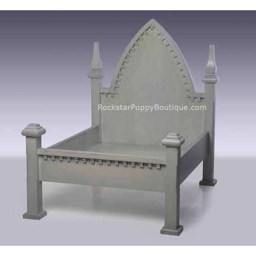 Custom Dog Beds | Gothic Style Dog Bed