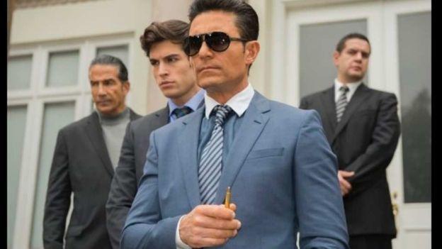 Fernando Colunga, aprendió el nivel ejecutivo en la actuación