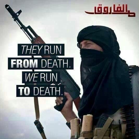 Breathing wth jihad..