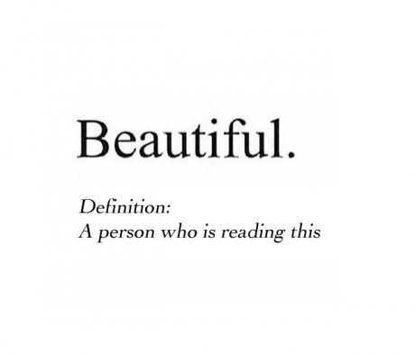 Beatiful definition