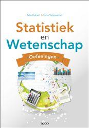 Statistiek en wetenschap : oefeningen - Hubert, Mia - Plaats 530