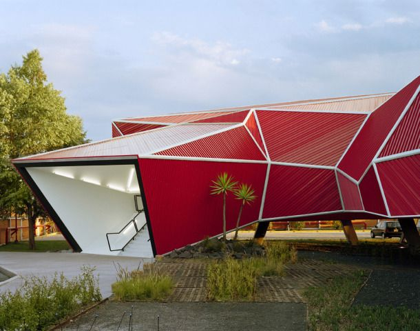 Virginia Duran Blog- Amazing and Colorful Buildings- Nestlé Chocolate Museum by Rojkind Arquitectos 1