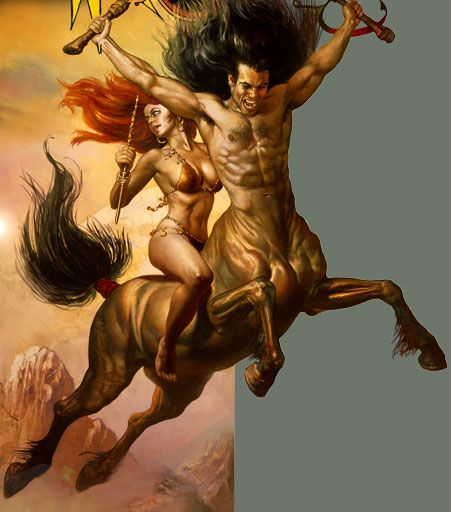 Boris Vallejo - this is the first artist I ever felt inspired by, I still have a collection of his trading cards