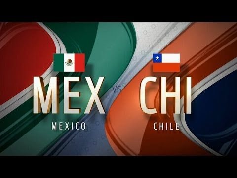 Mexico vs. Chile | 2016 Copa America Highlights