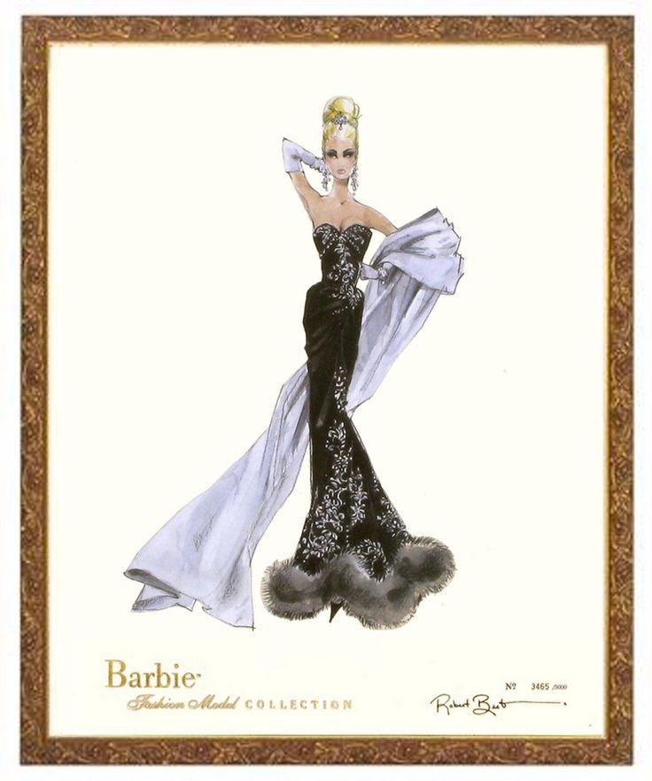 Stolen Magic Barbie Limited Series Robert Best Barbie