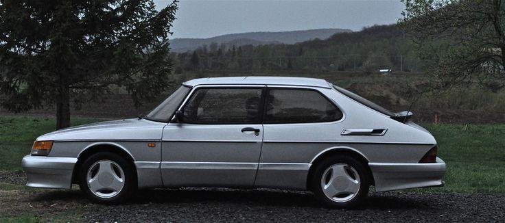 Saab 900 turbo SPG 1987