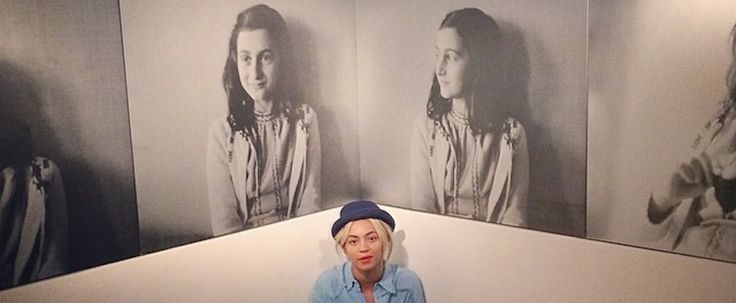 Beyoncé's Instagram Photos From the Anne Frank House Are ...