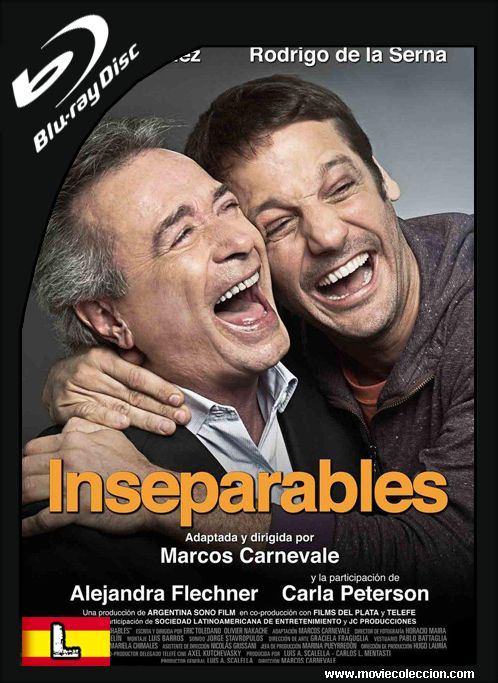 Inseparables 2016 1080p HD Latino | Torrent ~ Movie Coleccion