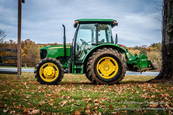 https://flic.kr/p/DjHH8N | John Deere 5055 E Tractor