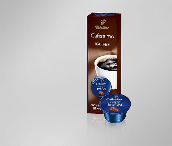 Silná káva, 10 kapslí