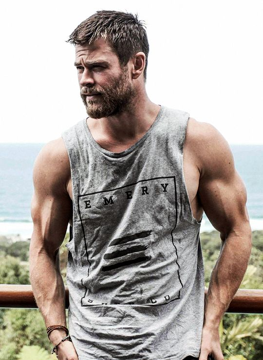 Chris Hemsworth for Men's Health Australia