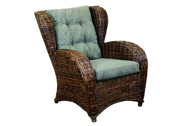 Mykonas Occasional Chair Croco Chair In Syprus Black 181