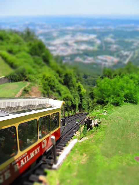 Incline Railway, Chattanooga Tennessee