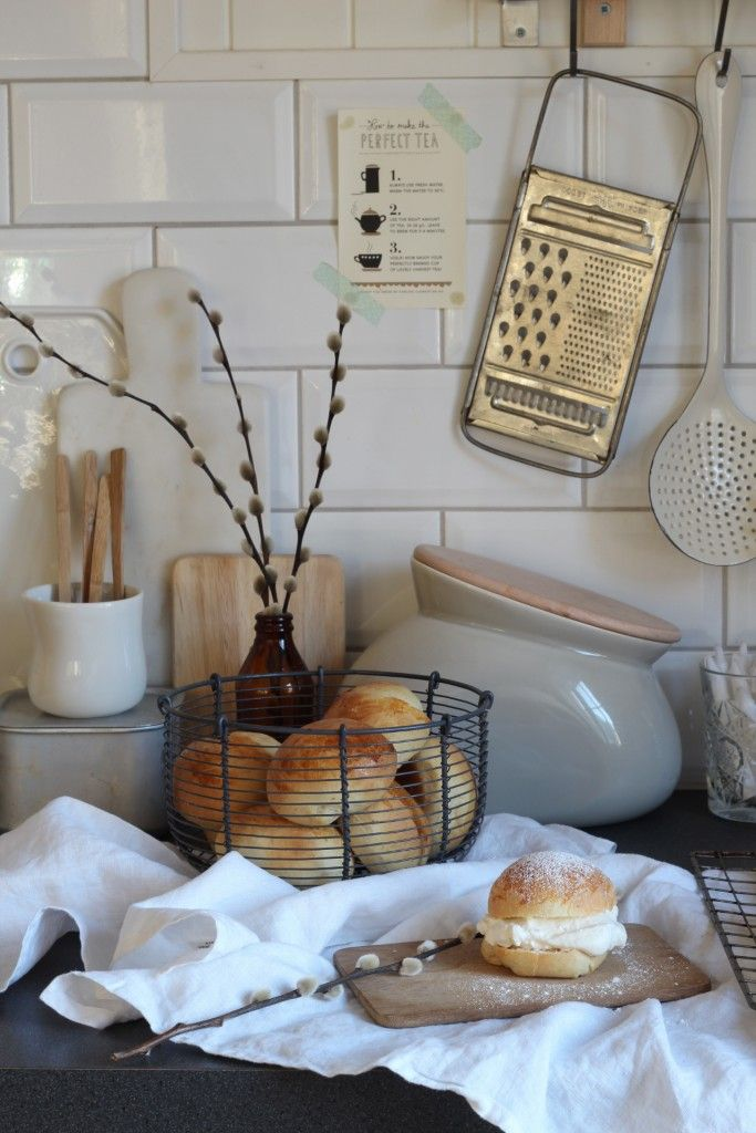 The super talented norwegian blogger Marthe takes great pictures! Here with our Krum jar with birch lid.