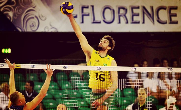 "Lucas Saatkamp ""Lucao"" Brazil #Middle blocker #FIVB: 2010 Gold 2010 Italy, Silver 2014 Poland"