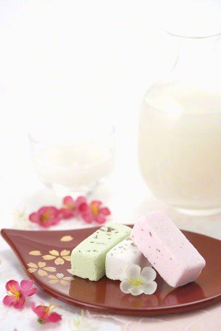 Beautiful / Cute Japanese snack, wagashi #sweets