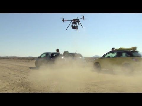 Behind the scenes footage of the Opel-Adam Car Commercial for GNTM - YouTube