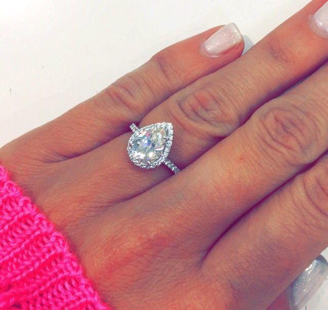 Best 25 Single diamond ring ideas on Pinterest