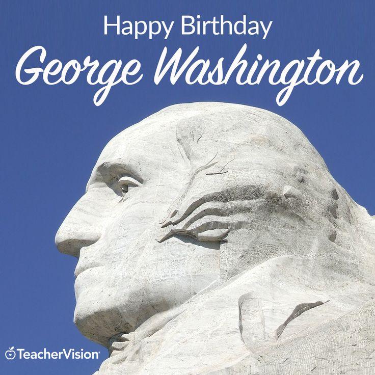 Create a mini-book about George Washington to celebrate his birthday (February 22). (Grades 2-4)