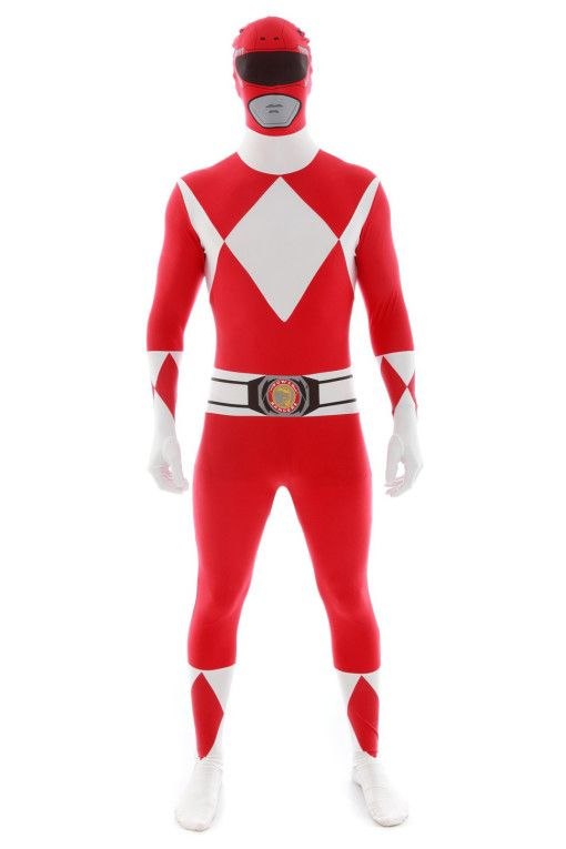 We have Power ranger Morphsuits!