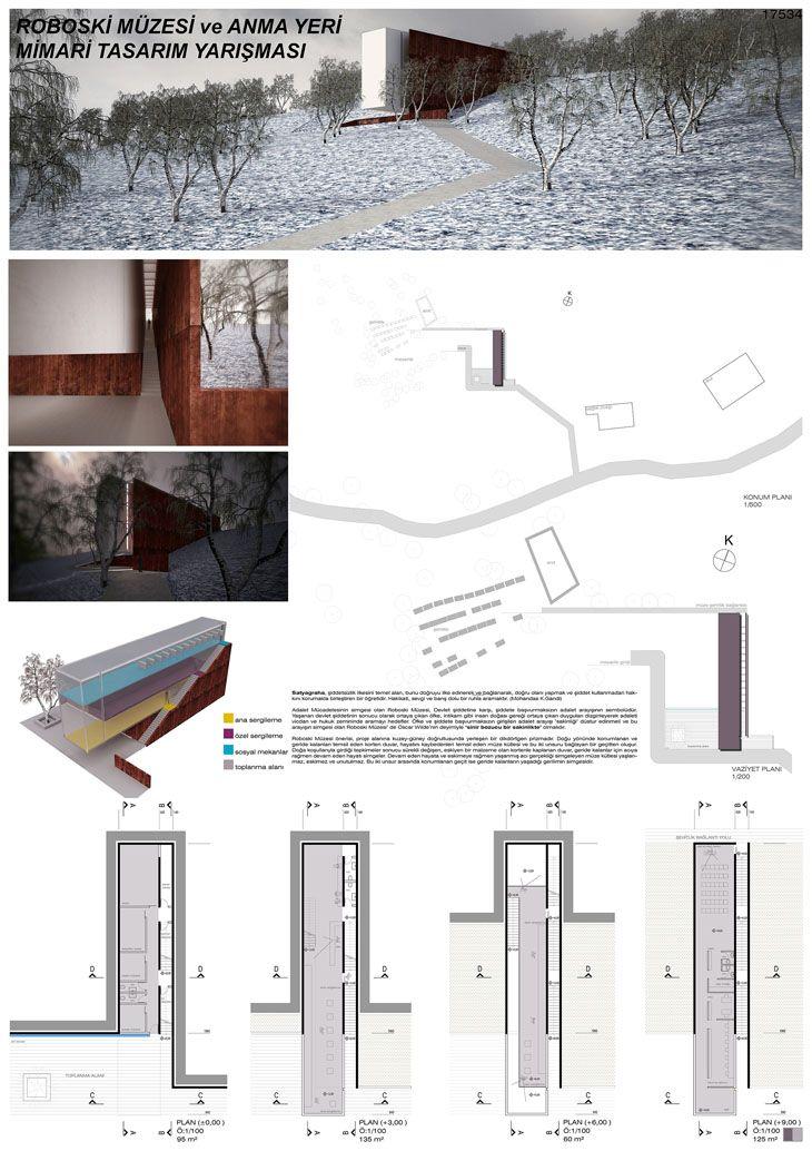 Roboski Müzesi ve Anma Yeri Mimari Tasarım Yarışması