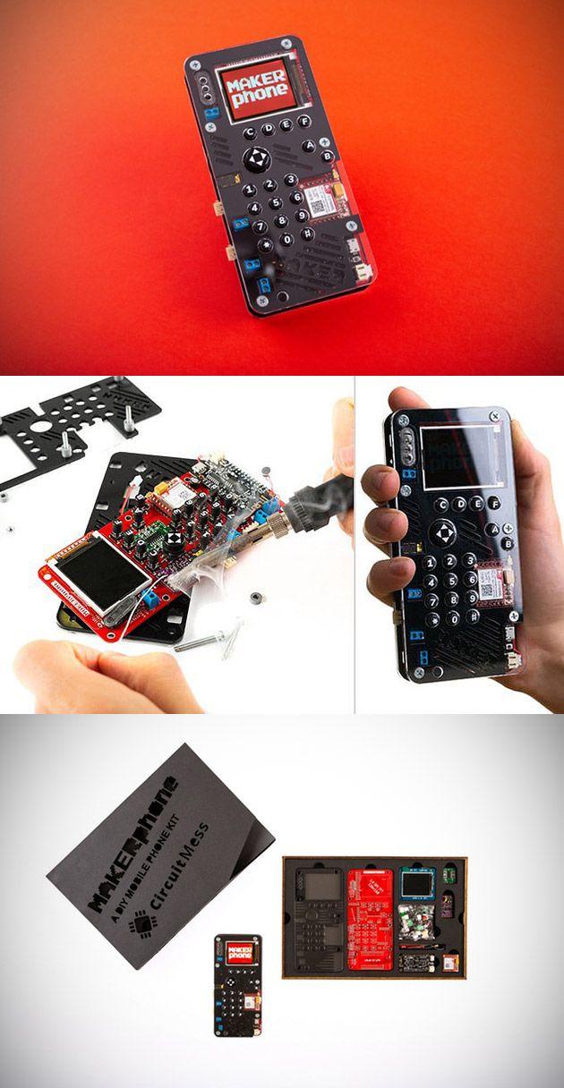Makerphone Diy Phone Diy Phone Phone Cell Phone