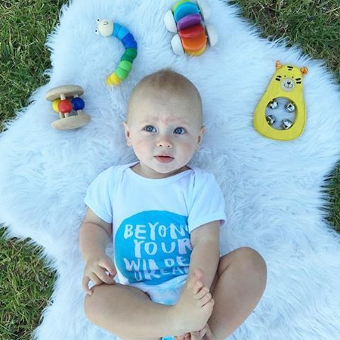 Baby toys for hire