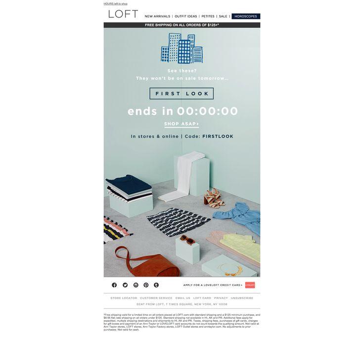 Loft  |  Moveable Ink Timer