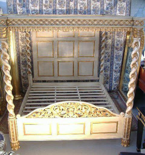 su lits, Hummelbetten, letti a baldacchino su Pinterest  Barocco ...