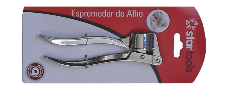512313 ESPREMEDOR DE ALHO RED.STARTOOLS INOX 2233 GZ0534