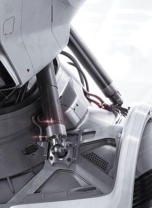 starfire astronauts laser beam robots - photo #41