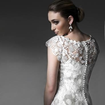 85 best Cool Laces on Wedding Dress images on Pinterest | Wedding ...