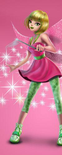 Fairy Tale High: Аватарки с юными героинями сказок