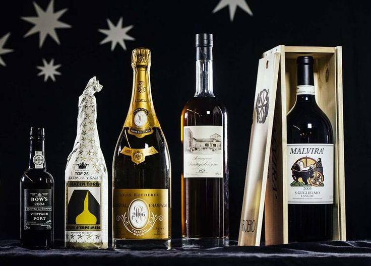 Smaks vinanmeldere har funnet frem til små og store flytende julegaver #vinguiden #smak