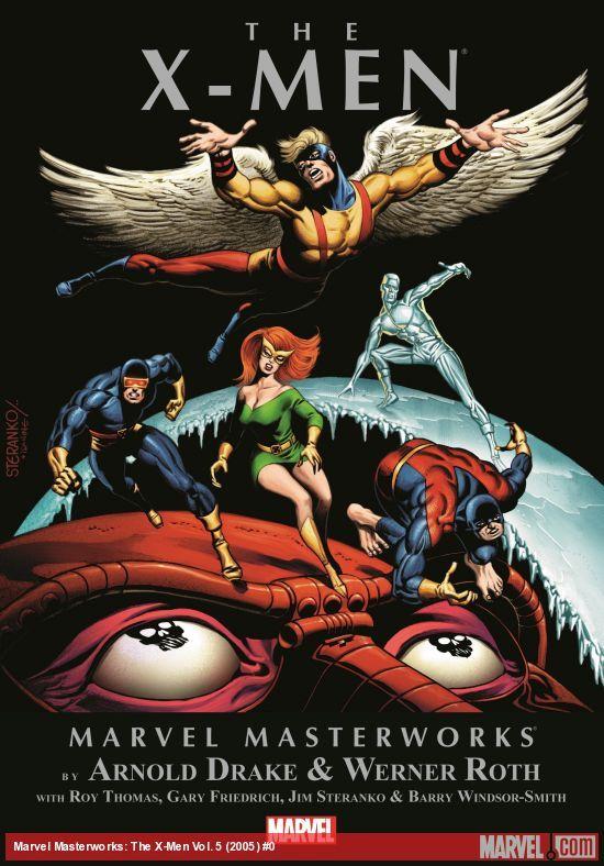 MARVEL MASTERWORKS: THE X-MEN VOL. 5 (HARDCOVER)