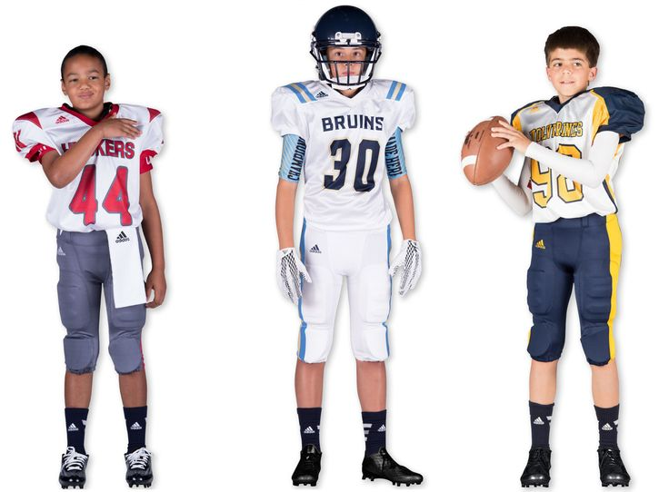 Winning Streak is the place for your youth football uniforms.   http://winning-streak.com/mama-let-him-play-in-a-custom-youth-football-jersey/